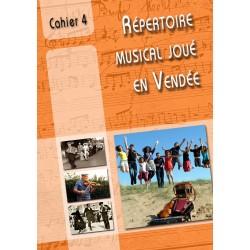 Cahier de répertoire...