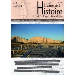 Cahier de l'Histoire du...